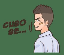 Kawan Lamo sticker #7090875