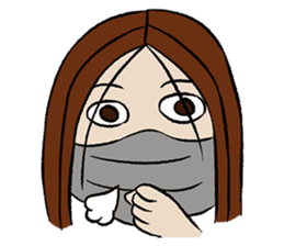 Youkai desu (Japan Style) sticker #7091336