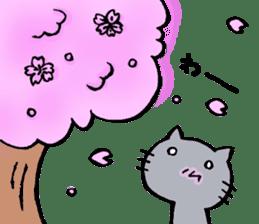 cat&squirrel sticker #7091992