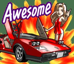 AutomobileVol.3(English) sticker #7092482