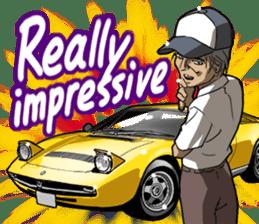 AutomobileVol.3(English) sticker #7092493