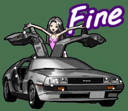 AutomobileVol.3(English) sticker #7092496