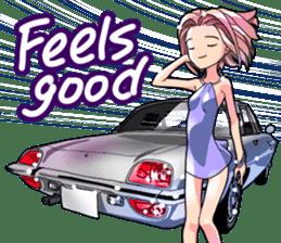 AutomobileVol.3(English) sticker #7092500