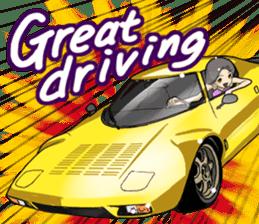 AutomobileVol.3(English) sticker #7092505