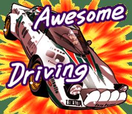 AutomobileVol.3(English) sticker #7092506