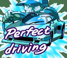 AutomobileVol.3(English) sticker #7092507