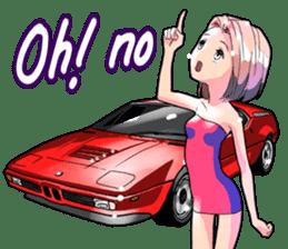 AutomobileVol.3(English) sticker #7092518