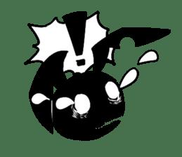 Shadow rabbit(3) sticker #7093021