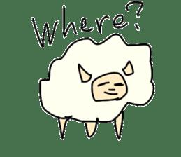 Do you know the animals sticker #7102657