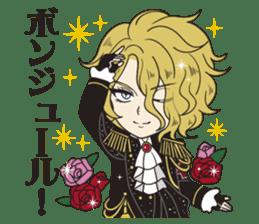 versailles KAMIJO sticker #7104840