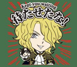 versailles KAMIJO sticker #7104853