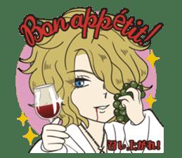 versailles KAMIJO sticker #7104856