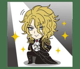 versailles KAMIJO sticker #7104857