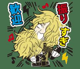 versailles KAMIJO sticker #7104873