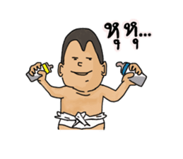 Nong Guy (Thai) sticker #7109011
