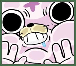Taro Tiger sticker #7109044