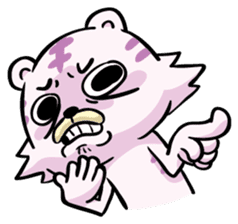 Taro Tiger sticker #7109053