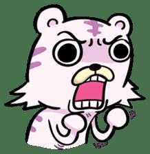 Taro Tiger sticker #7109058