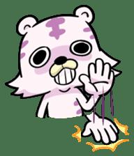Taro Tiger sticker #7109062