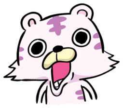 Taro Tiger sticker #7109065