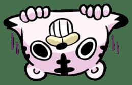 Taro Tiger sticker #7109068