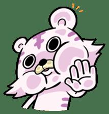 Taro Tiger sticker #7109069