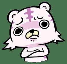Taro Tiger sticker #7109072