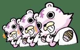 Taro Tiger sticker #7109079