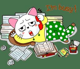 Cindy (English) sticker #7109431