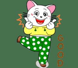 Cindy (English) sticker #7109436