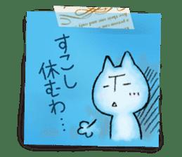 Osaka dialect memo pad.(ver.1) sticker #7110066