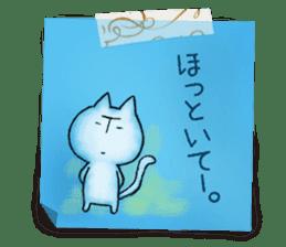 Osaka dialect memo pad.(ver.1) sticker #7110072