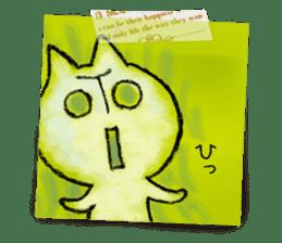 Osaka dialect memo pad.(ver.1) sticker #7110079