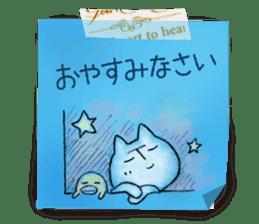 Osaka dialect memo pad.(ver.1) sticker #7110097