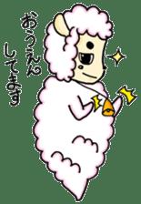 Mr.marosheep sticker #7111129