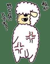 Mr.marosheep sticker #7111157