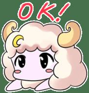 Selfish Sheeps sticker #7112608