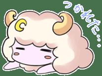 Selfish Sheeps sticker #7112609