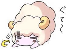 Selfish Sheeps sticker #7112611