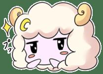 Selfish Sheeps sticker #7112620