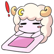 Selfish Sheeps sticker #7112627