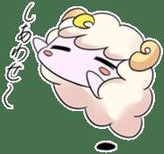 Selfish Sheeps sticker #7112629