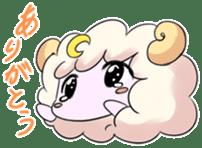 Selfish Sheeps sticker #7112630