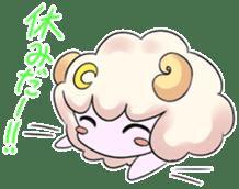 Selfish Sheeps sticker #7112631