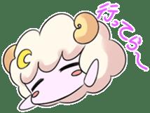 Selfish Sheeps sticker #7112632