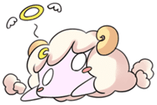 Selfish Sheeps sticker #7112633