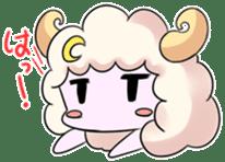 Selfish Sheeps sticker #7112638