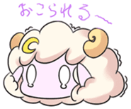 Selfish Sheeps sticker #7112639