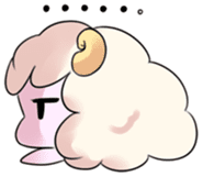 Selfish Sheeps sticker #7112640