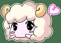 Selfish Sheeps sticker #7112641